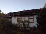 Požár chalupy na Veselce 29.8.2017