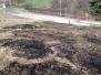 Požár louky-duben 2011