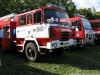 Výročí hasičů v Červeném Kostelci 2008