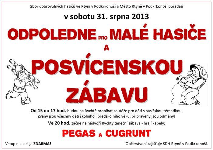 Posvícenská zábava 2013